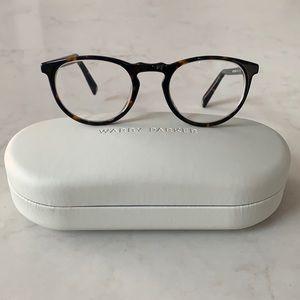 Warby Parker Stockton 200 Frames- Whiskey Tortoise